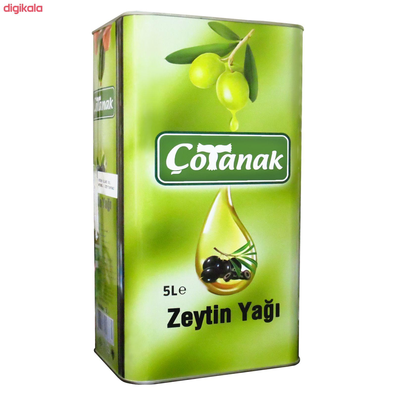 روغن زیتون  بکر چوتاناک - 5 لیتر main 1 1