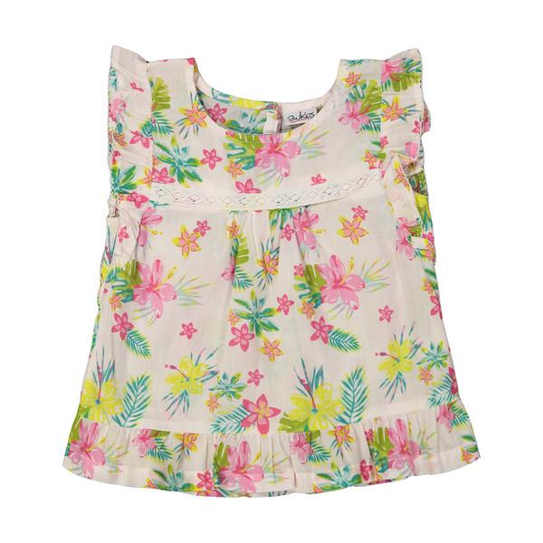 پیراهن نوزادی دخترانه بلوکیدز کد 5129131
