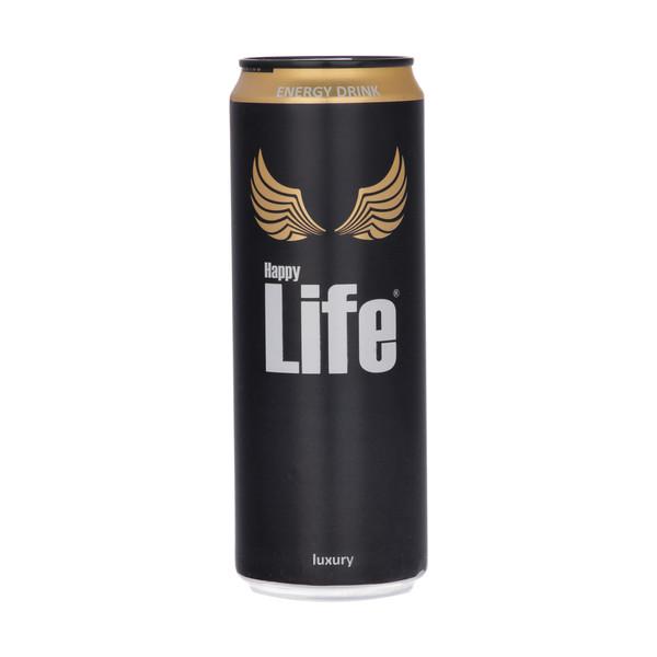 نوشیدنی انرژی زا هپی لایف - 355 میلی لیتر