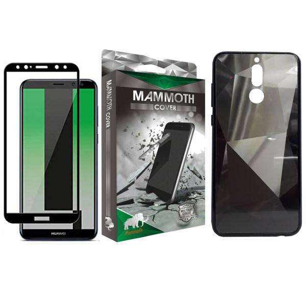 کاور ماموت طرح الماس مدل ALMS مناسب برای گوشی موبایل هوآوی Mate 10 Lite به همراه محافظ صفحه نمایش
