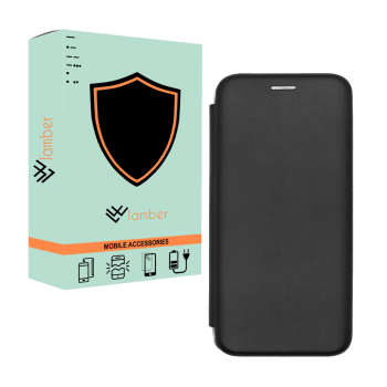 کیف کلاسوری لمبر مدل LAMKELAS-1 مناسب برای گوشی موبایل شیائومی Redmi Note 8 Pro