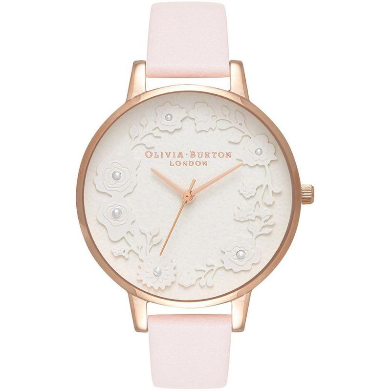 خرید و قیمت                      ساعت مچی  زنانه اولیویا برتن کد ob16ar01