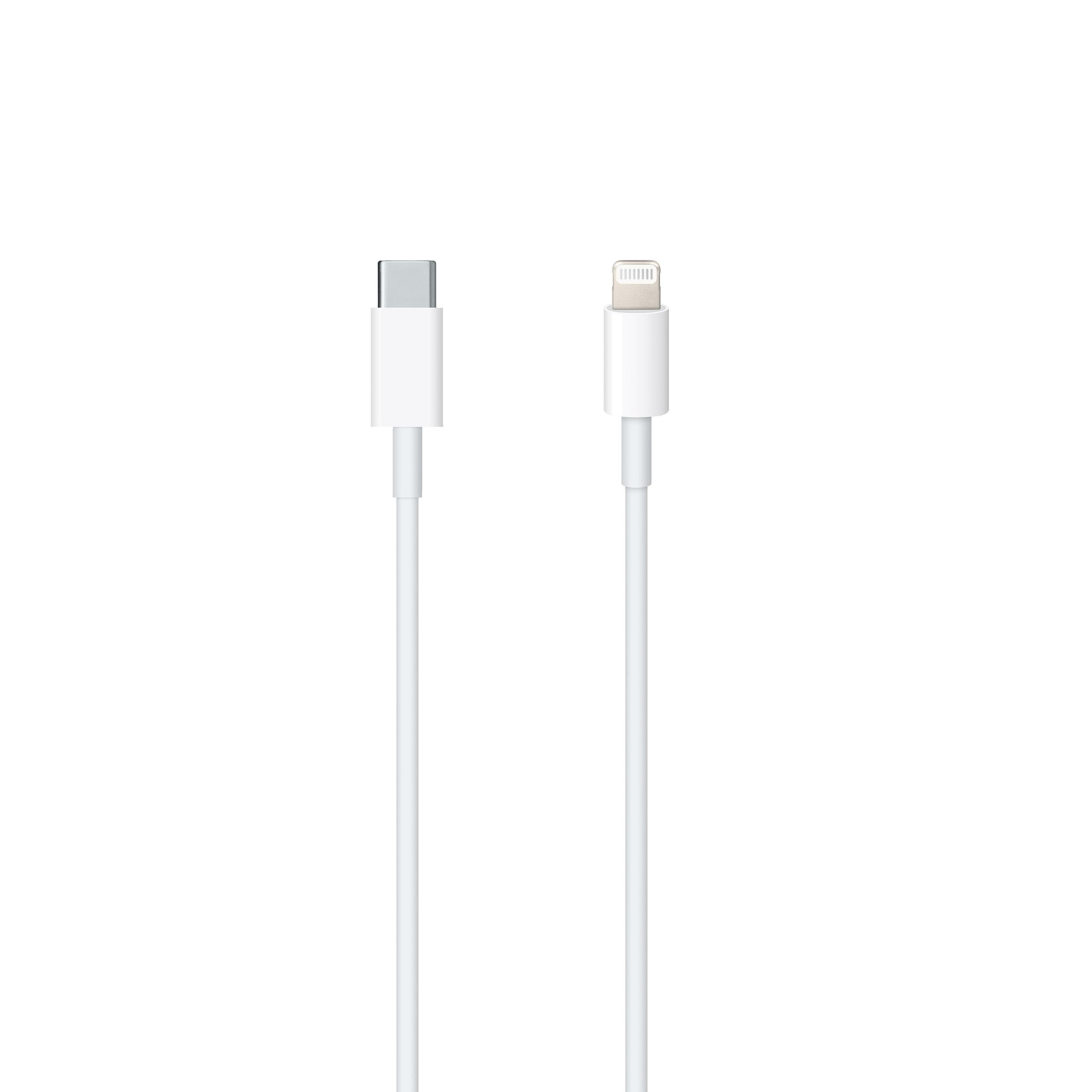 کابل تبدیل USB-C به لایتنینگ اپل طول 2 متر