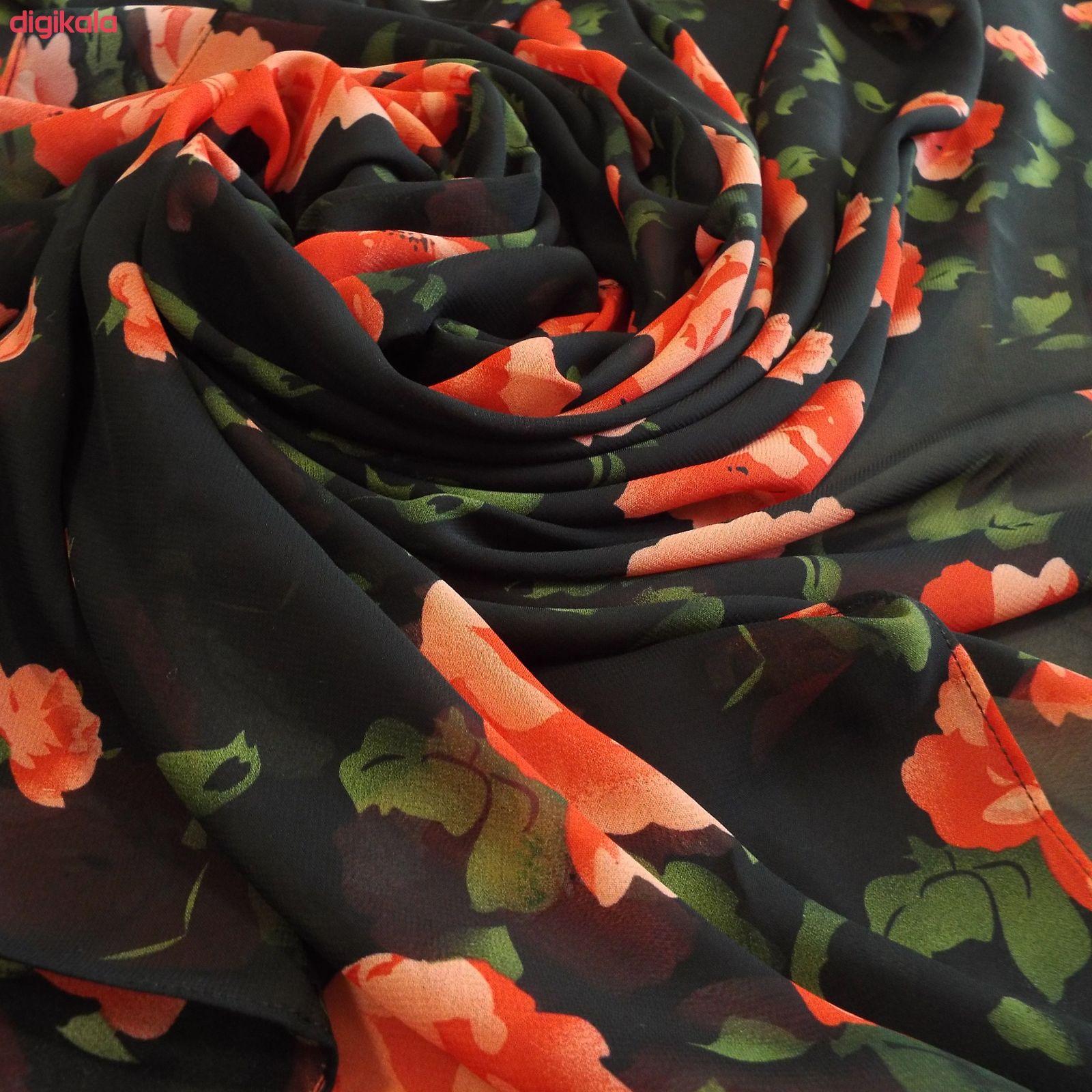 روسری زنانه تبسم کد 1011101 main 1 4