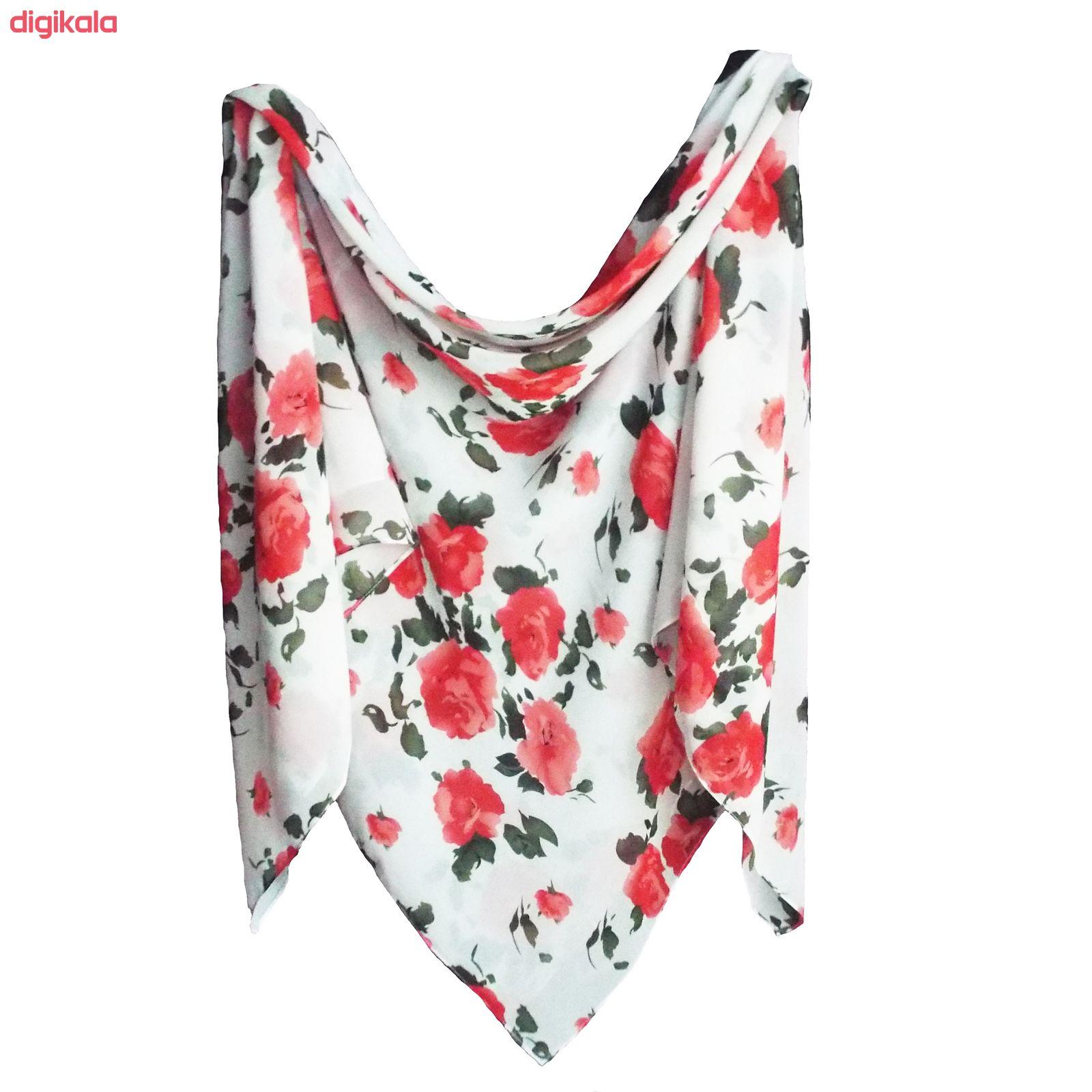 روسری زنانه تبسم کد 1011101 main 1 5