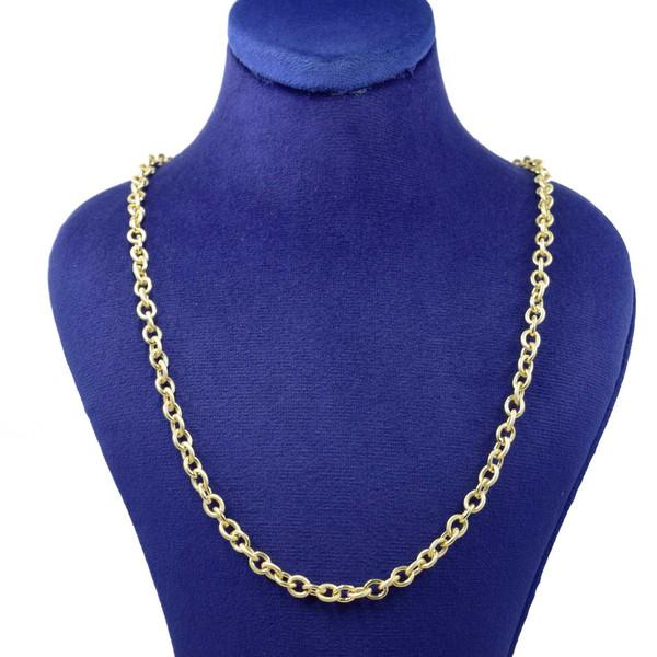 زنجیر طلا 18 عیار زنانه کانیار گالری کد K14