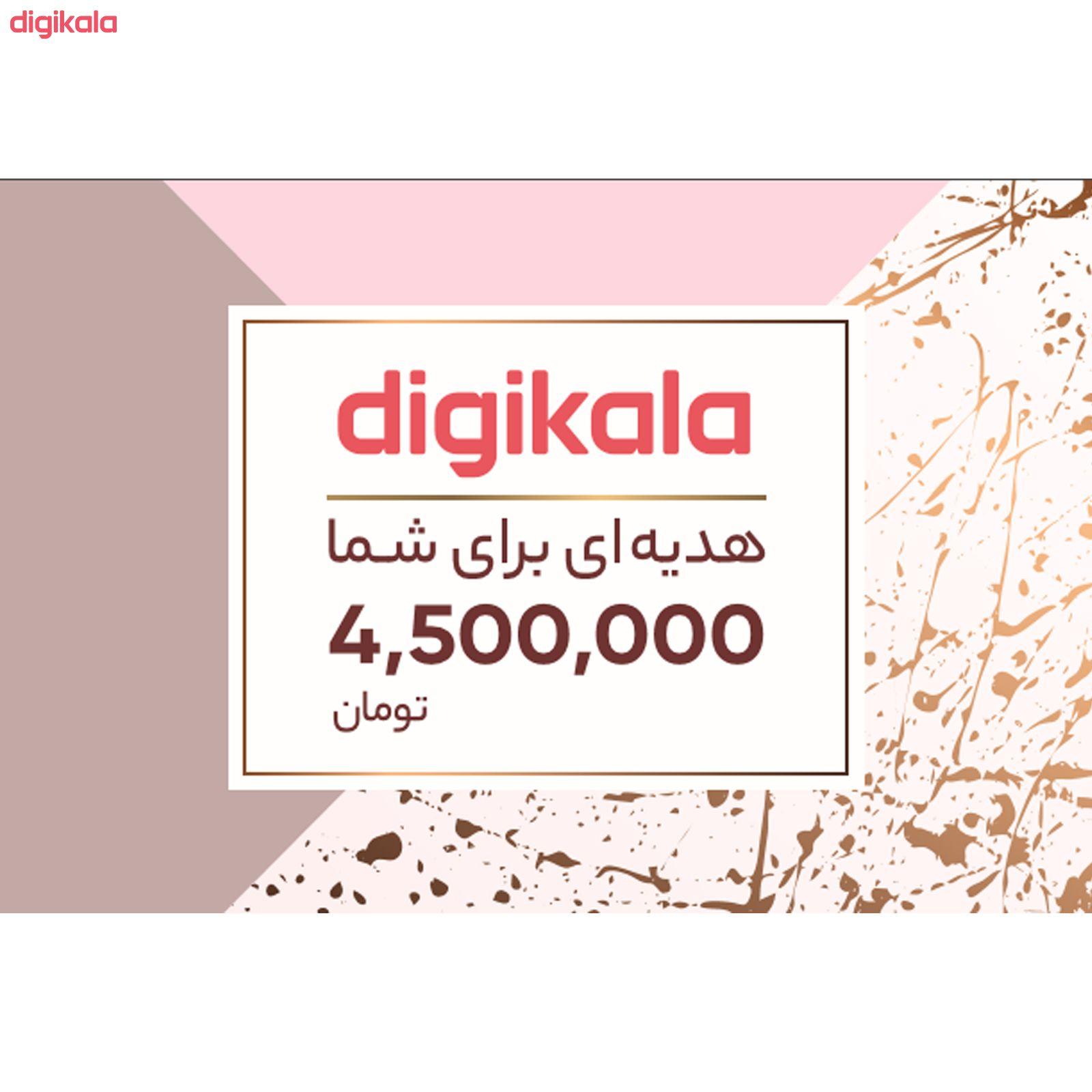 کارت هدیه دیجی کالا به ارزش 4,500,000 تومان طرح یاس main 1 1