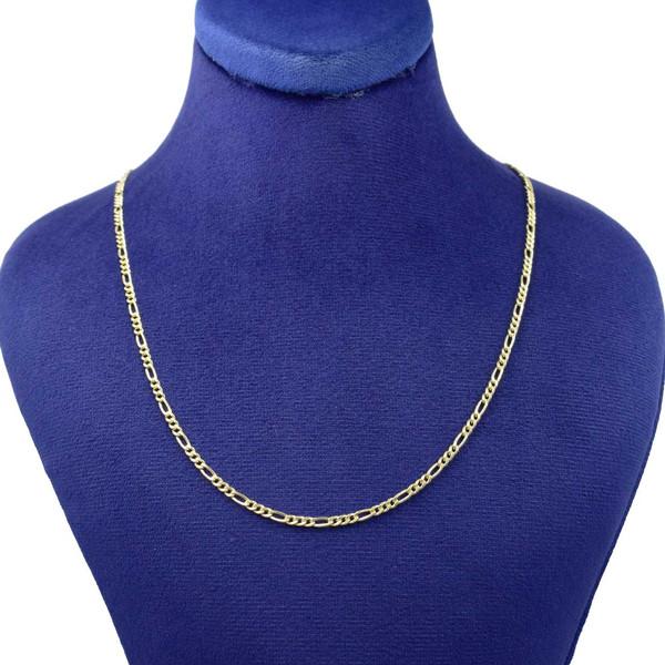 زنجیر طلا 18عیار زنانه کانیار گالری کد Z3