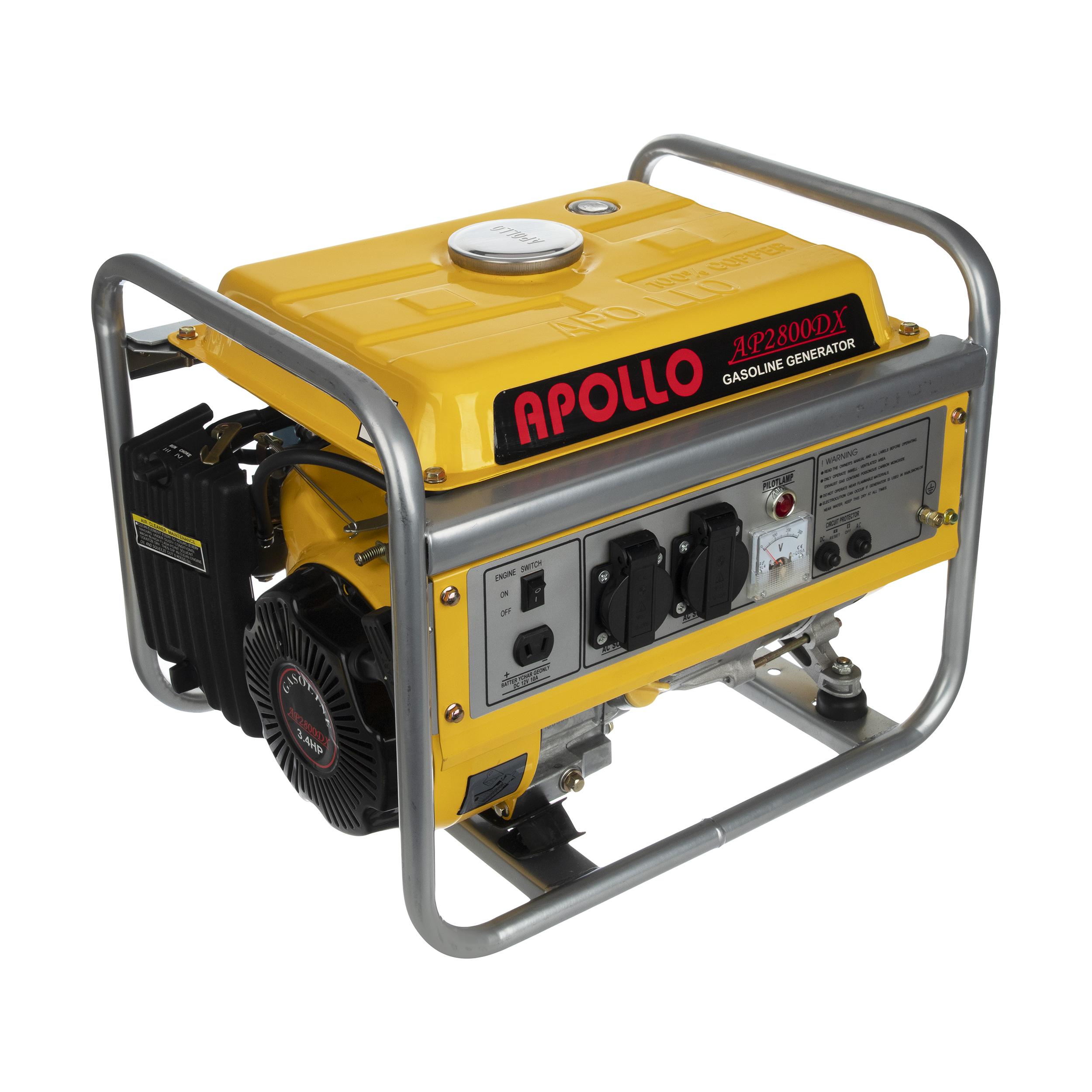 موتور برق آپولو مدل AP2800DX کد 01