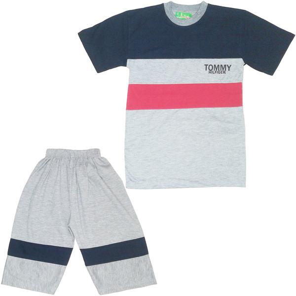 ست تی شرت و شلوار کد 012