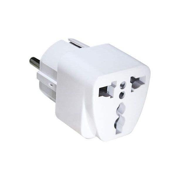 خرید اینترنتی مبدل 3 به 2 برق مدل NV-220 اورجینال