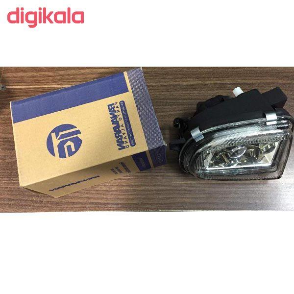 چراغ مه شکن  خودرو فن آوران پرتو الوند مدل AM 5964LR مناسب برای سمند بسته 2 عددی main 1 4