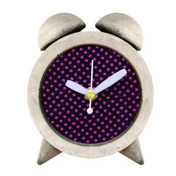 ساعت رومیزی بتنی مدل M-c07