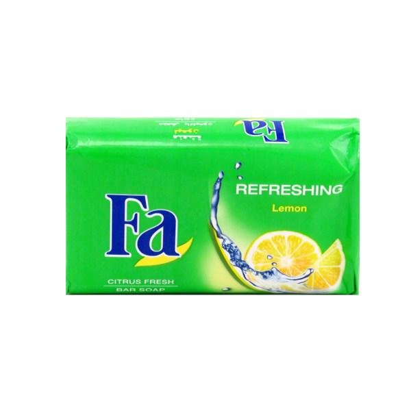 صابون شستشو فا مدل lemon وزن 175 گرم