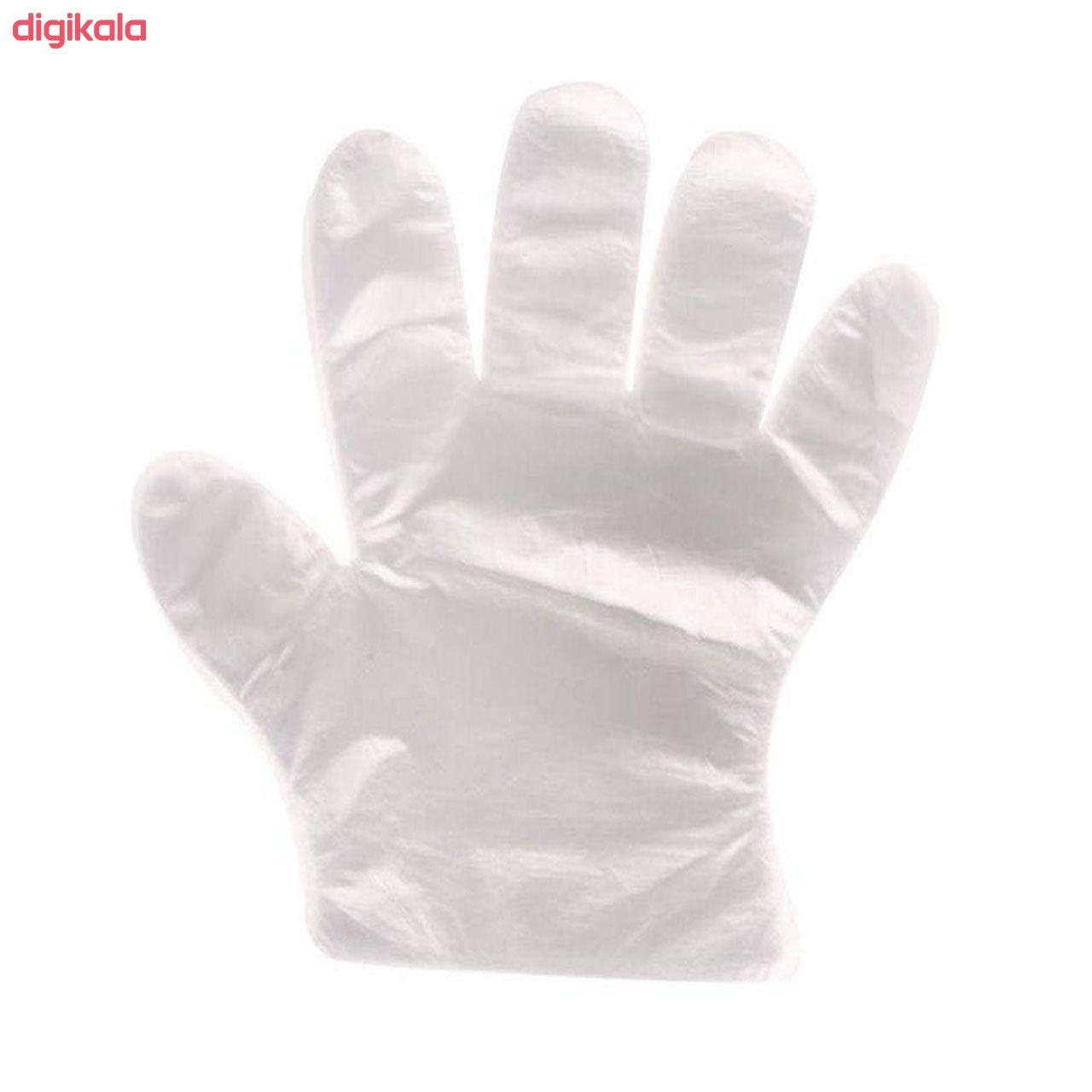 دستکش یکبار مصرف آریا طب کد 1004 بسته 100 عددی main 1 1