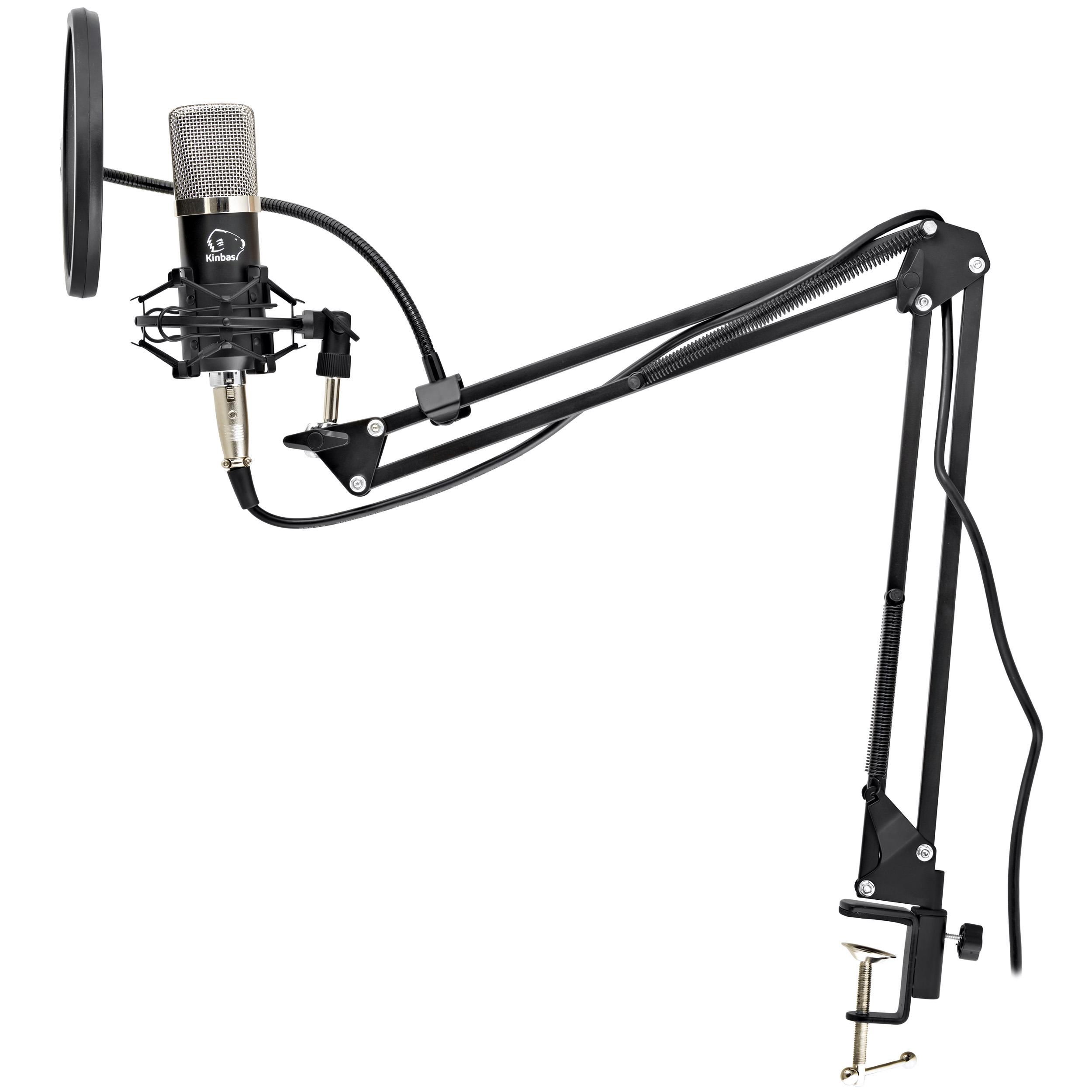 مجموعه تجهیزات ضبط صدا کینباس مدل BAM800