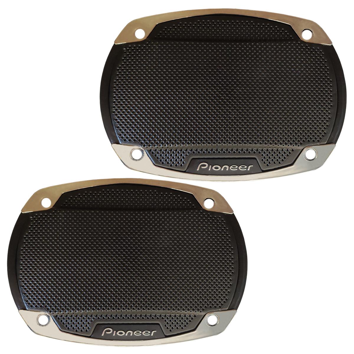 قاب اسپیکر خودرو پایونیر مدل 6975 مناسب سایز 6x9 اینچ بسته دو عددی main 1 2