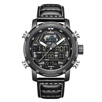 ساعت مچی دیجیتال مردانه نیوی فورس کد NF9160M - BL-wh