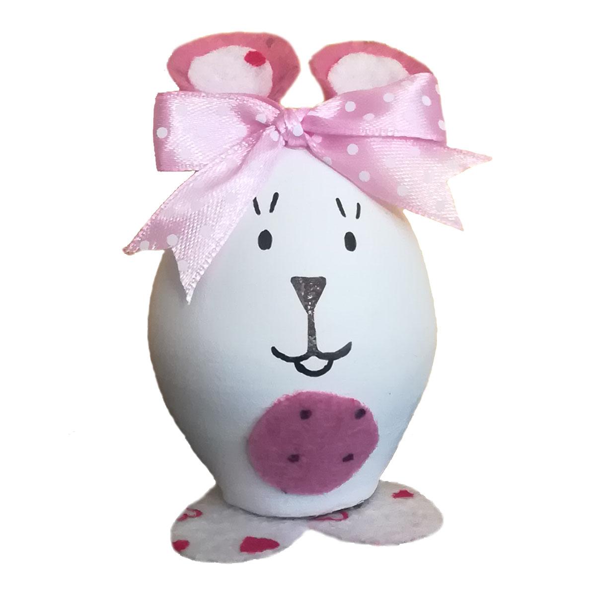 تخم مرغ تزیینی طرح موش