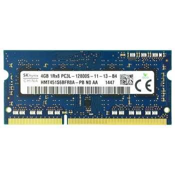 رم لپ تاپ DDR3L تک کاناله 1600 مگاهرتز CL11 اس کی هاینیکس مدل 12800S ظرفیت 4 گیگابایت