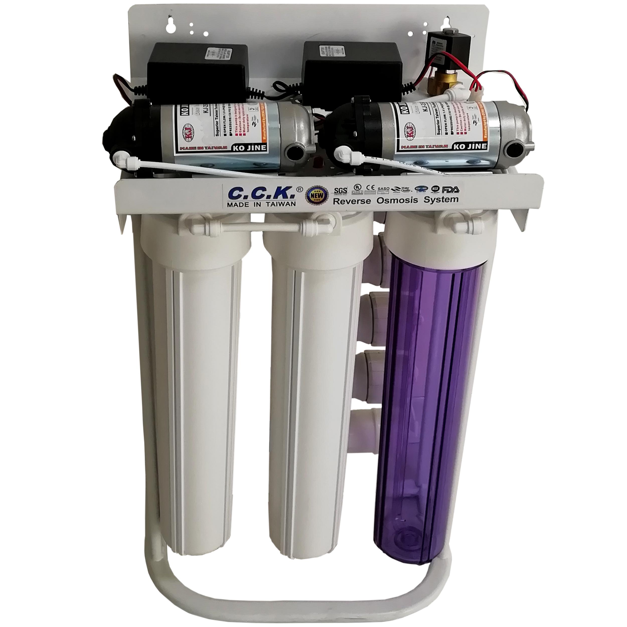 دستگاه تصفیه کننده آب سی سی کا کد 1008s