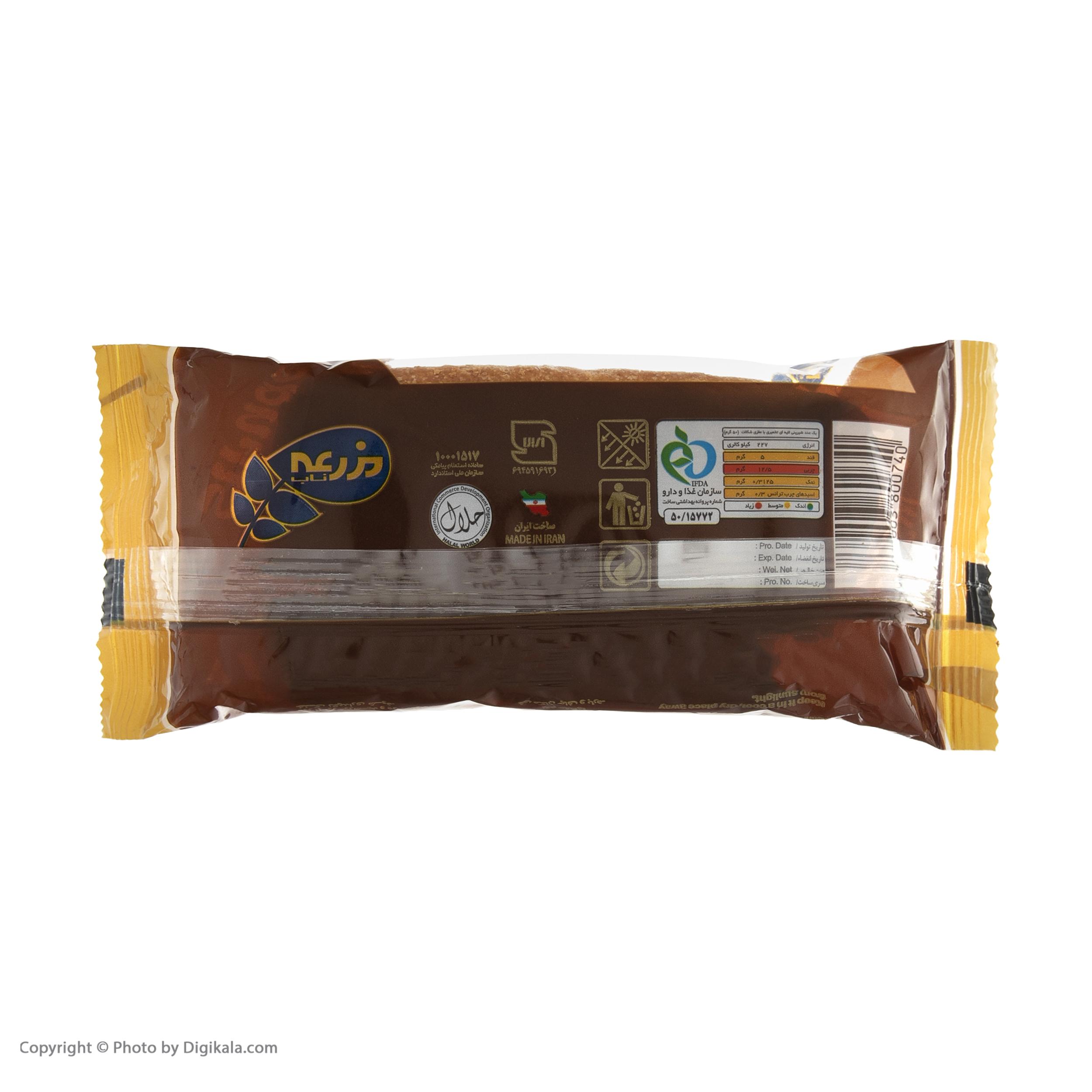 اشترودل مزرعه ناب با طعم شکلاتی - 70 گرم