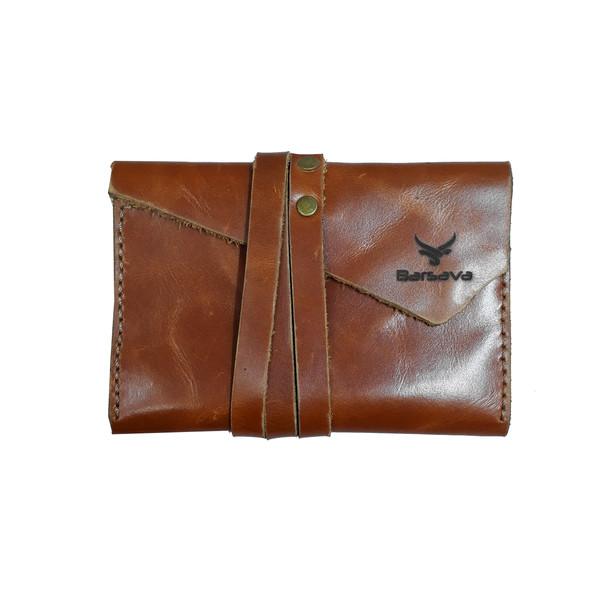 کیف پول چرم بارثاوا کد 1509