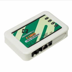 دستگاه ضبط و مدیریت مکالمات تلفن صوت پرداز مدل SP-VR41