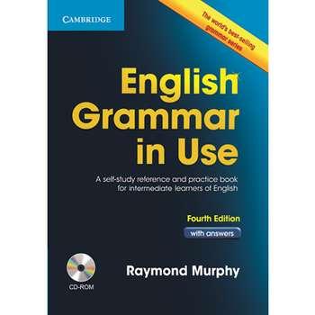 کتاب English Grammar in Use اثر Raymond Murphy انتشارات کمبریج