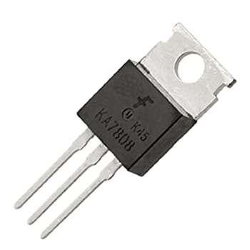 رگولاتور ولتاژ کد 7808 بسته 3 عددی