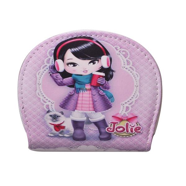 کیف پول دخترانه مدل DOP-09