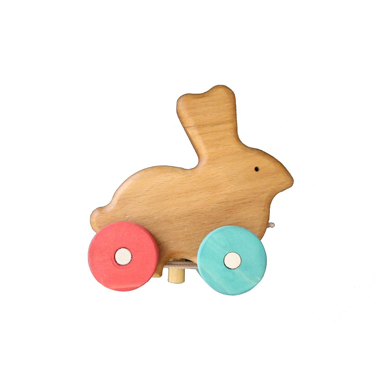 اسباب بازی چوبی طرح خرگوش مدل 53160