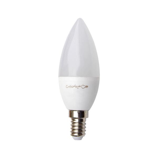 لامپ ال ای دی 6 وات زانیس مدل Z-106 پایه E14