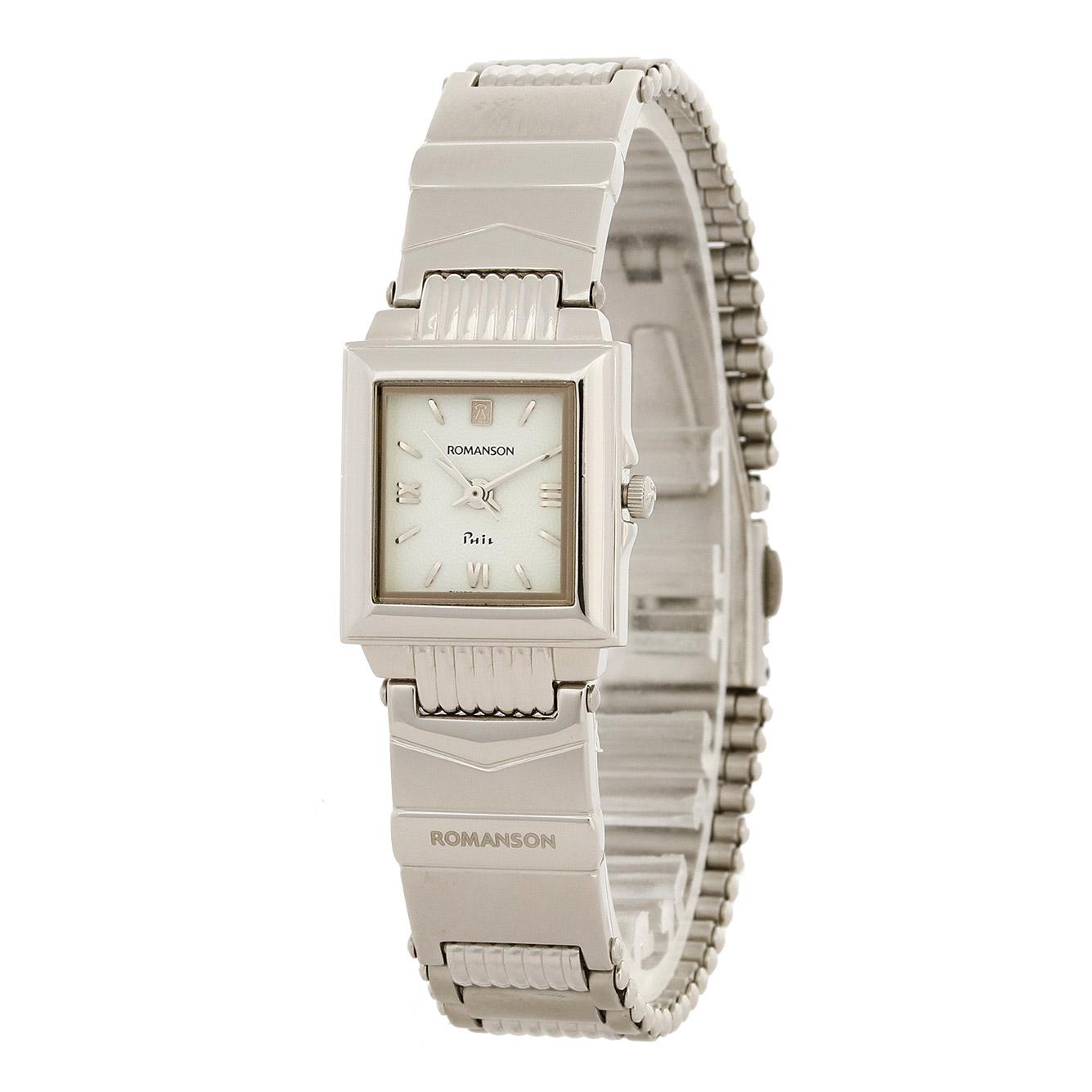 ساعت مچی عقربه ای زنانه رومانسون مدل NM0547LL1WA11W              خرید (⭐️⭐️⭐️)