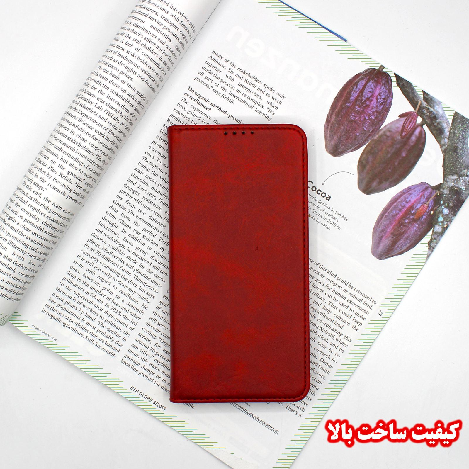 کیف کلاسوری کینگ پاور مدل Q21 مناسب برای گوشی موبایل شیائومی Redmi Note 8 thumb 2 9