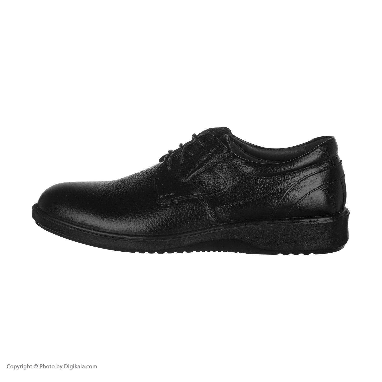 کفش روزمره مردانه آذر پلاس مدل 9438B503101 -  - 3