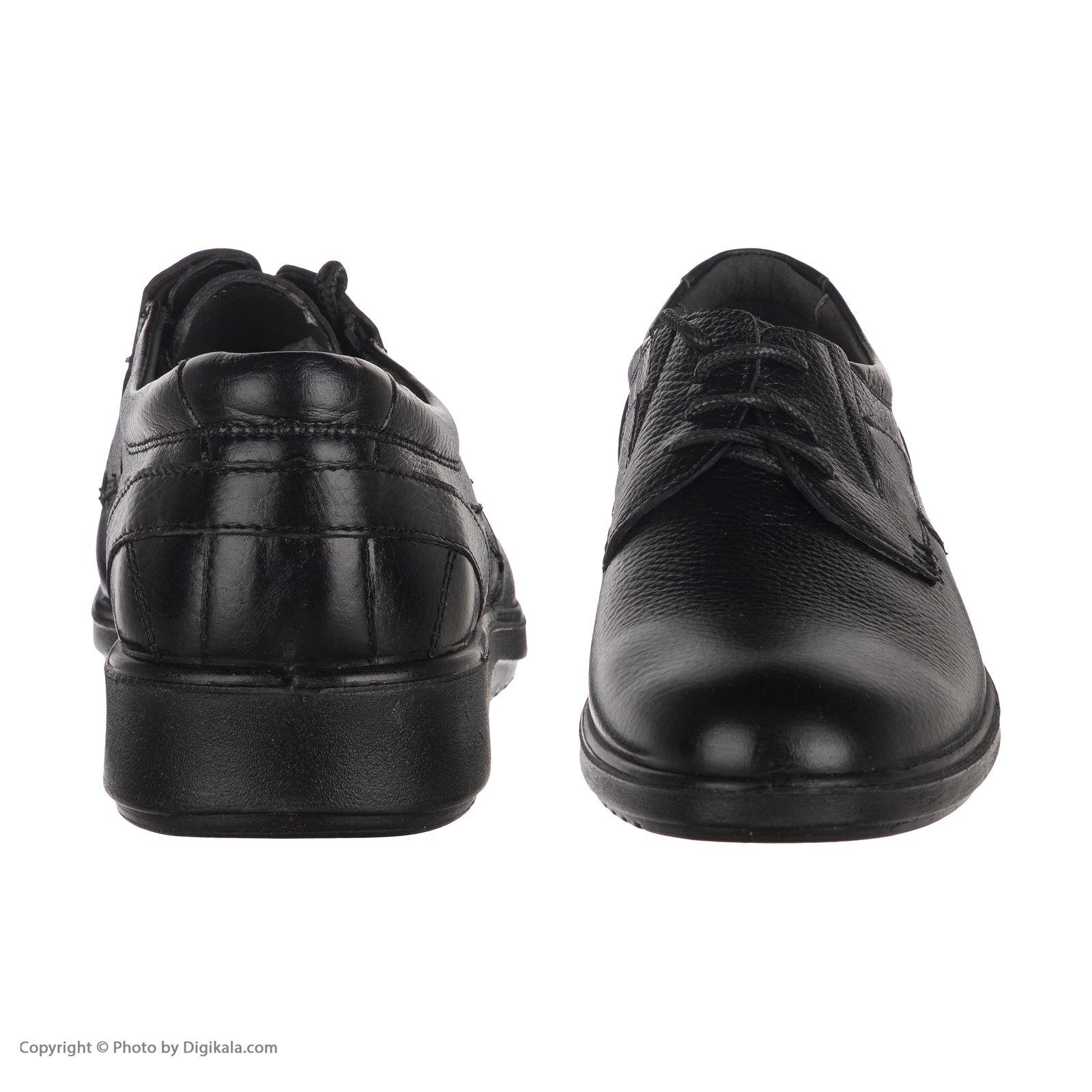 کفش روزمره مردانه آذر پلاس مدل 9438B503101 -  - 5