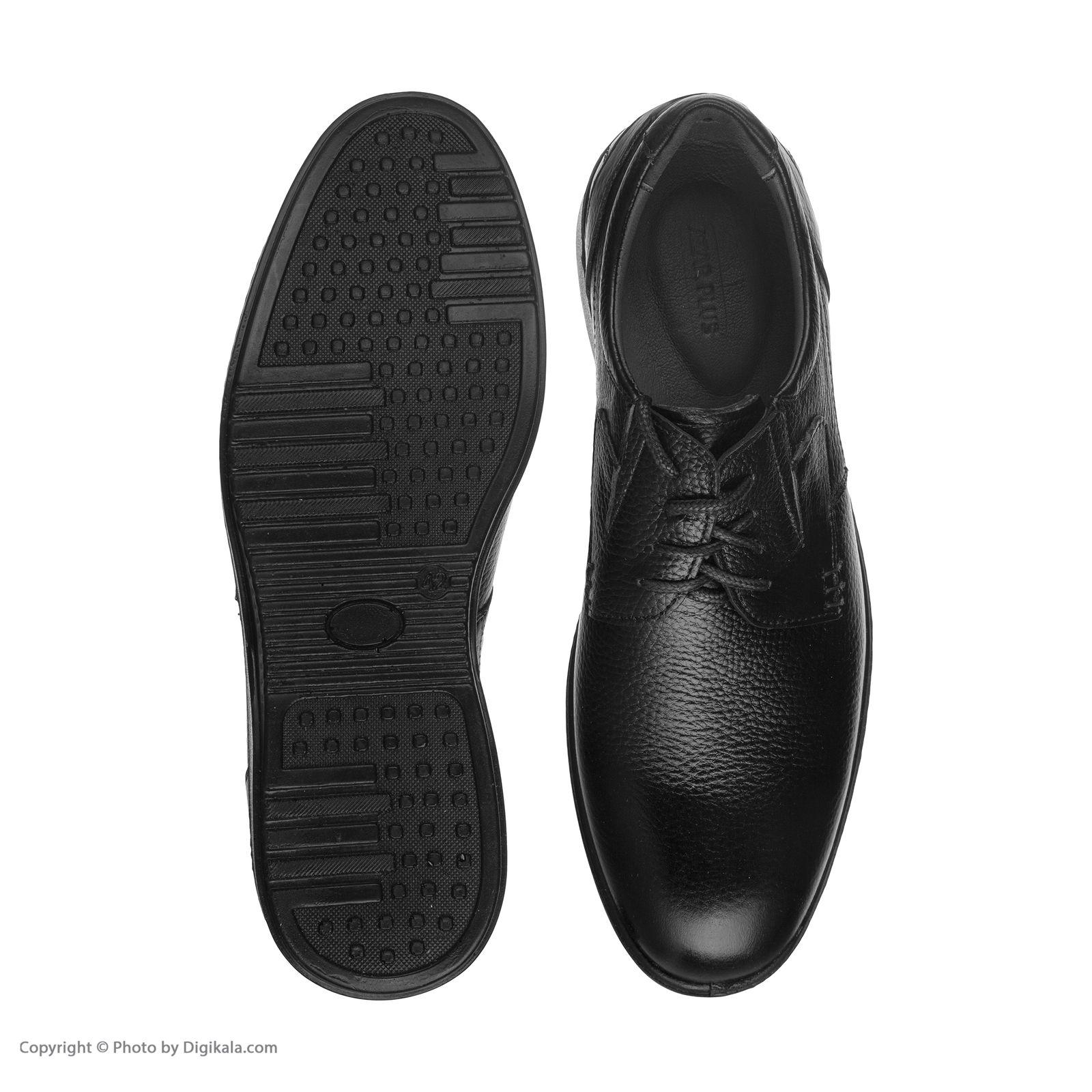 کفش روزمره مردانه آذر پلاس مدل 9438B503101 -  - 4