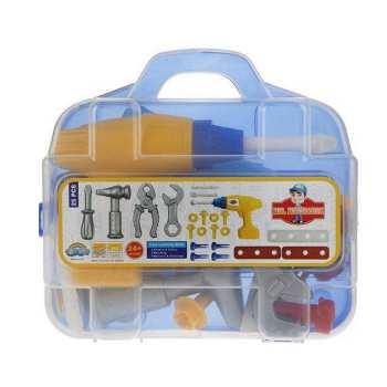 اسباب بازی ابزار مکانیکی مدل Mr.Mechanic کد at0012