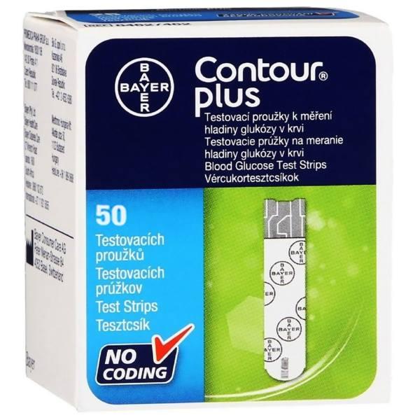 دستگاه تست قند خون کنتورپلاس Contour Plus |