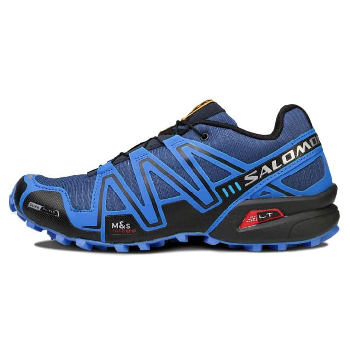 فروش                     کفش مخصوص پیاده روی مردانه سالومون مدل speed cross 3-198654