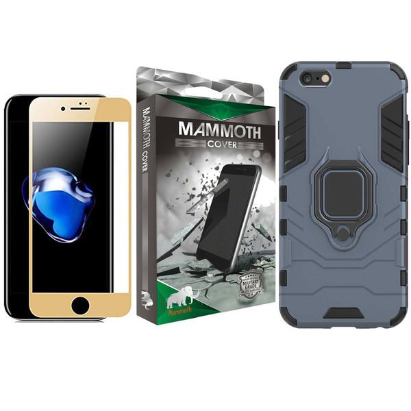 کاور ماموت مدل M-GHB-MGNT مناسب برای گوشی موبایل اپل Iphone 7/8 به همراه محافظ صفحه نمایش