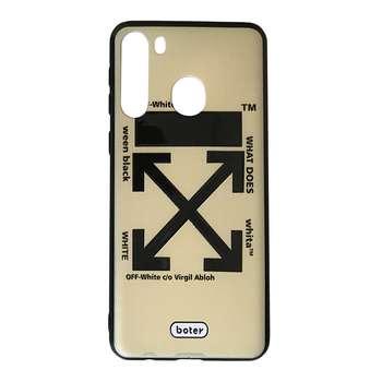 کاور مدل A - 5 مناسب برای گوشی موبایل سامسونگ Galaxy A21