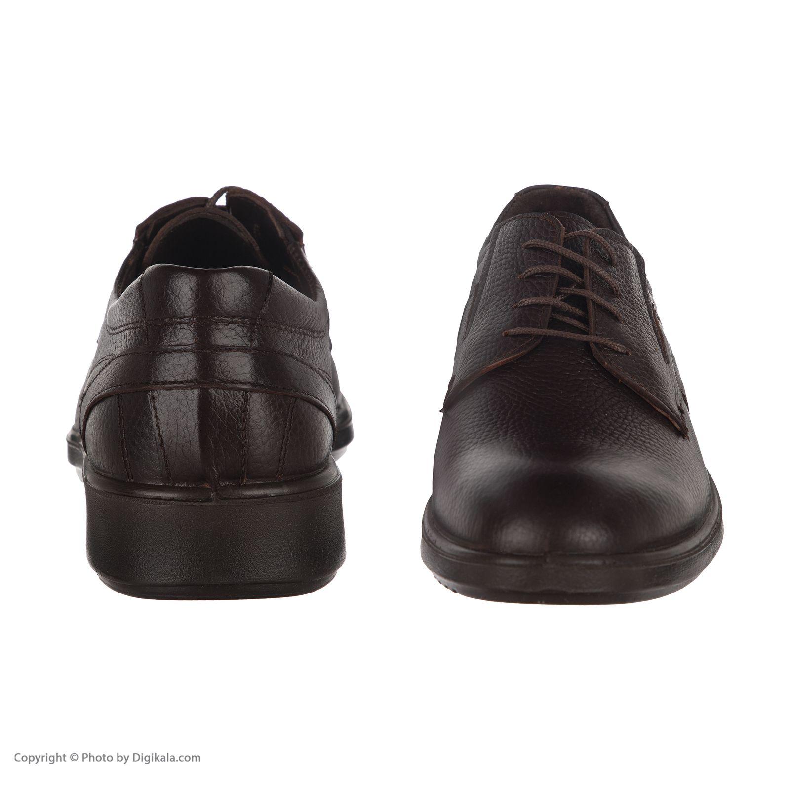 کفش روزمره مردانه آذر پلاس مدل 9438B503104 -  - 4