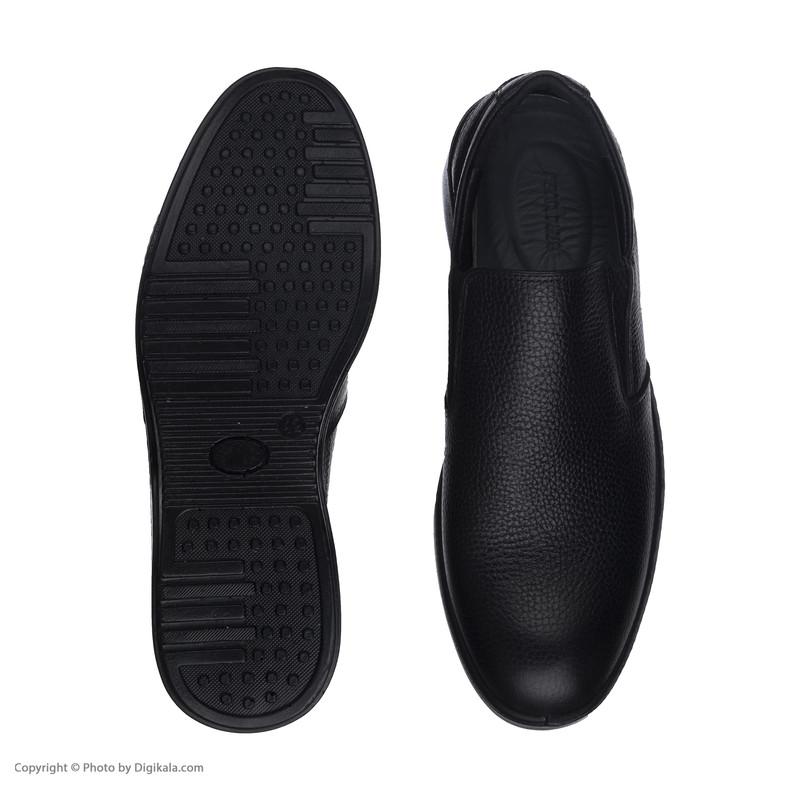 کفش روزمره مردانه آذر پلاس مدل 9438A503101