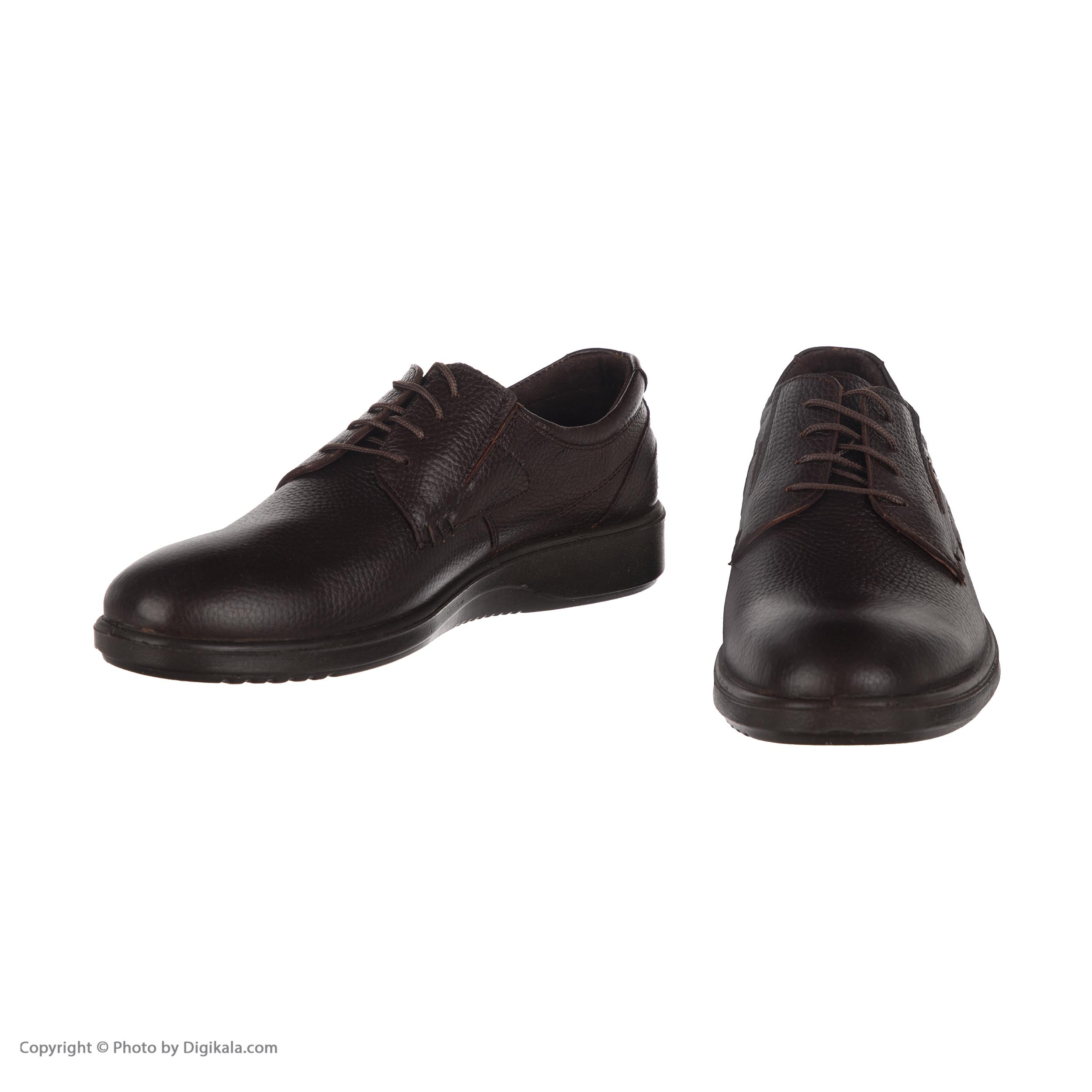 کفش روزمره مردانه آذر پلاس مدل 9438B503104 -  - 6