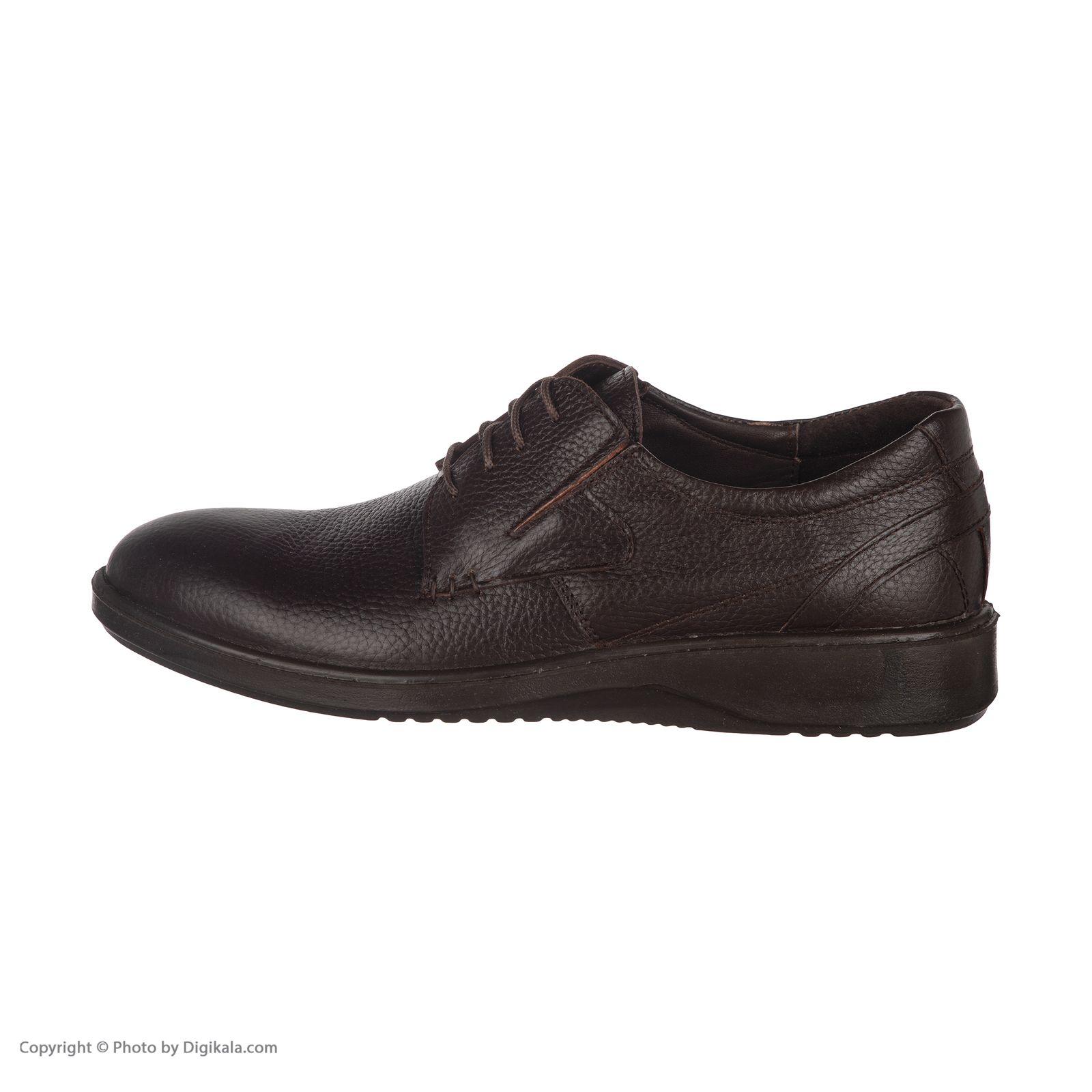 کفش روزمره مردانه آذر پلاس مدل 9438B503104 -  - 3