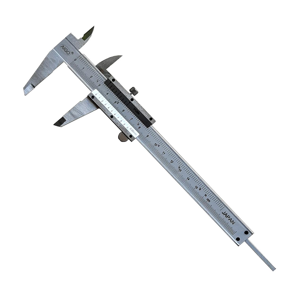 کولیس آیقو مدل AT-100 گستره 150-0 میلی متر