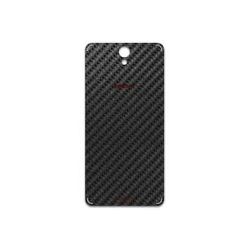 برچسب پوششی ماهوت مدل Shine-Carbon-Fiber مناسب برای گوشی موبایل لنوو Vibe S1