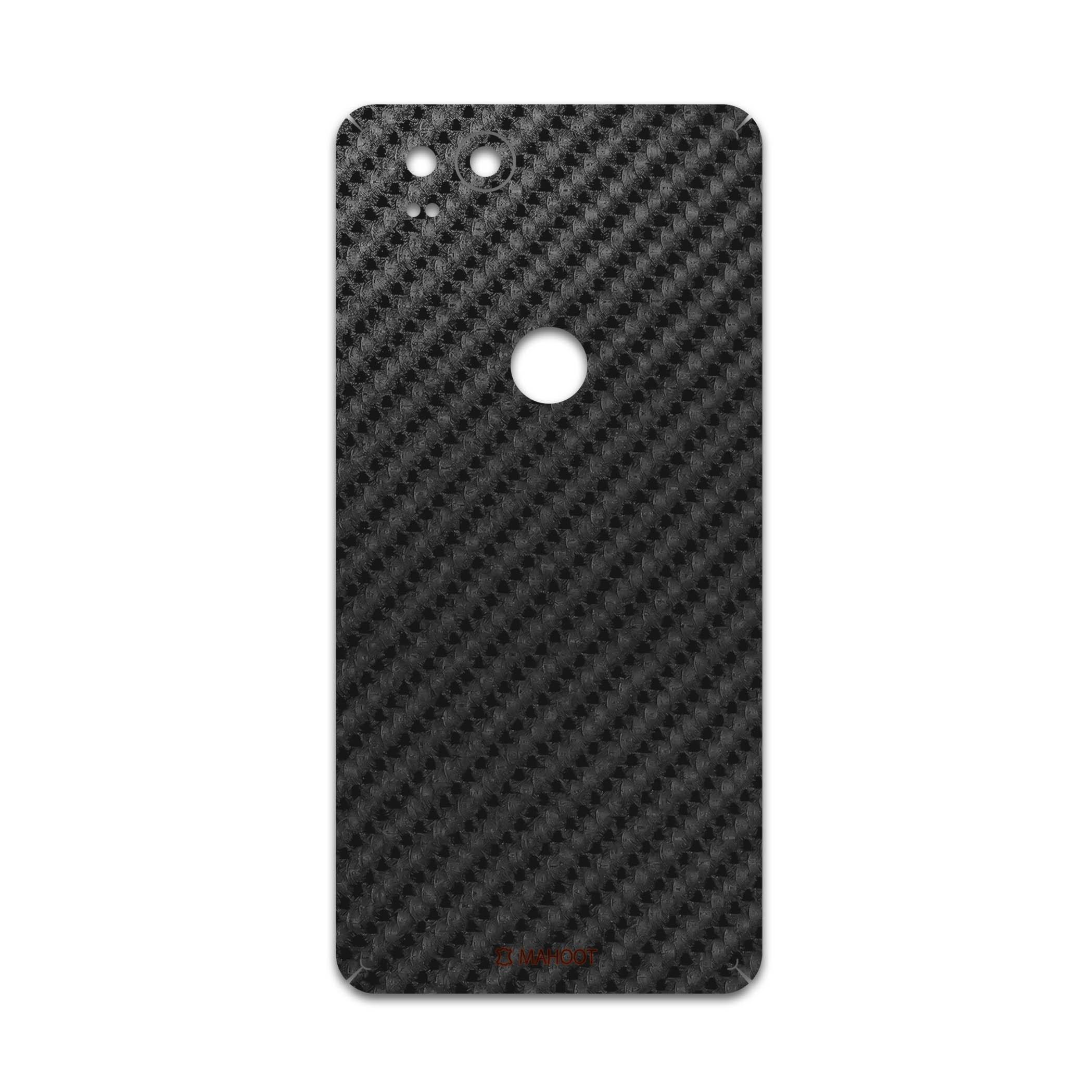 برچسب پوششی ماهوت مدل Shine-Carbon-Fiber مناسب برای گوشی موبایل گوگل Pixel 2